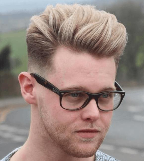 Longer Lightened Hair