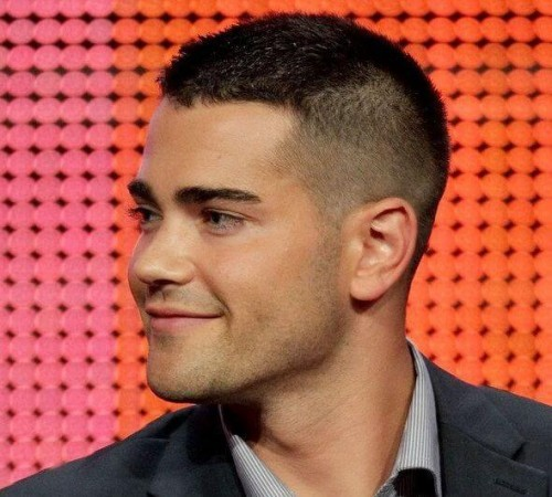 Buzz Cut Ivy League Haircut