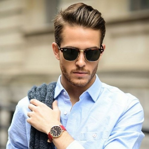 Classic Hairstyles for Hipster Men