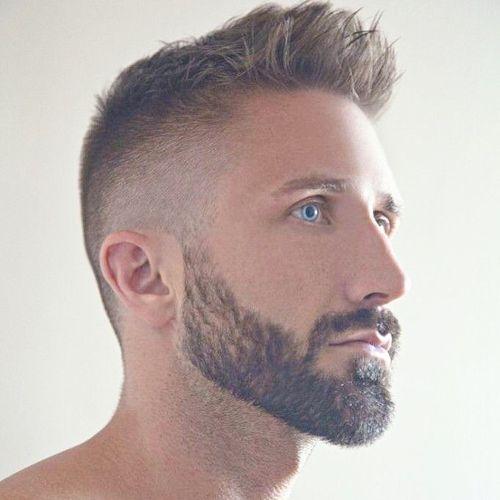 Modern Ivy League Haircut