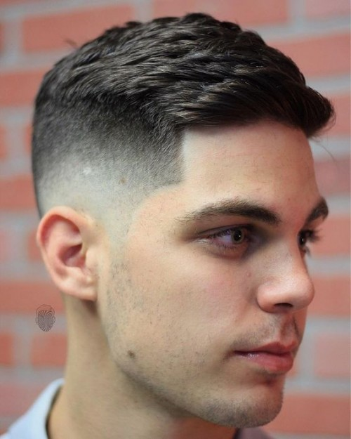 Taper Fade Ivy League
