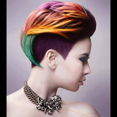 Outrageously Hot and Creative Pixie