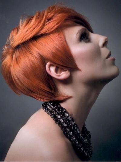 Red Headed Pixie