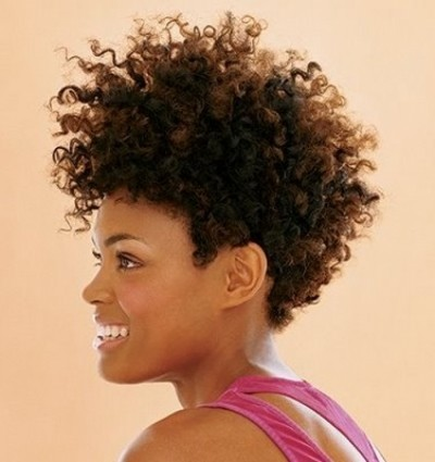 Sexy Natural Afro