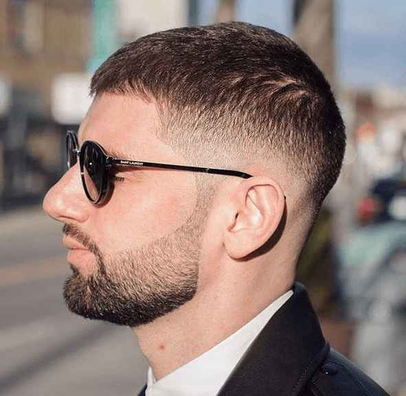 The Classic Fade haircut