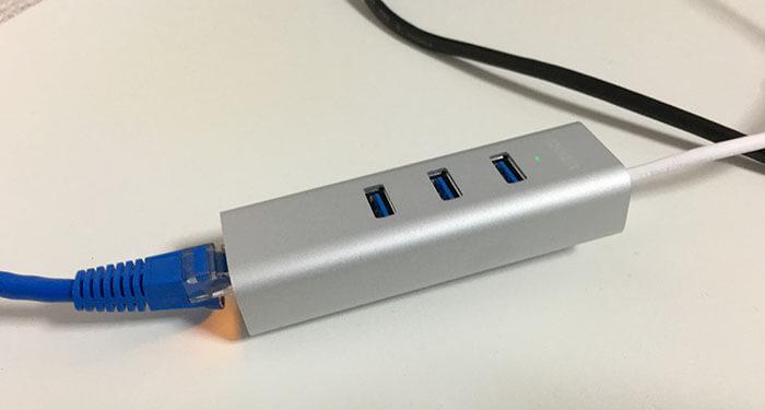 Anker TYPE C USBハブ 3