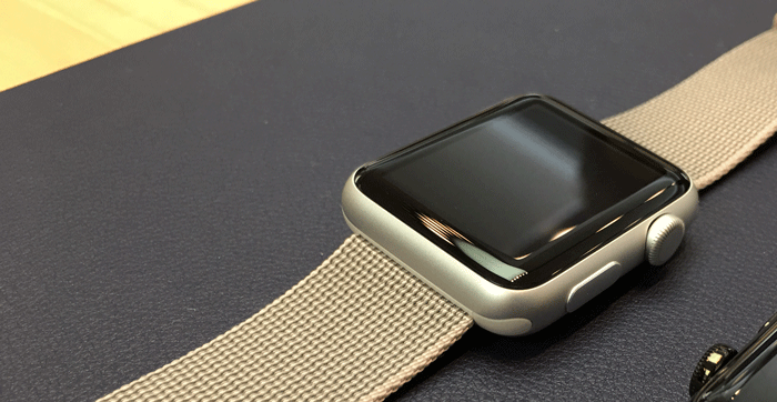 Apple Watch impression 3