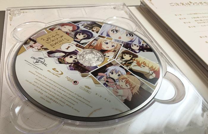 レビュー ご注文はうさぎですか Blu ray BOX 7