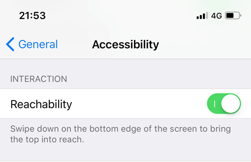 IPhone Xの操作でこれだけ覚えておけば良い操作 4