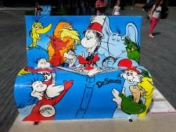 Dr Seuss (front)