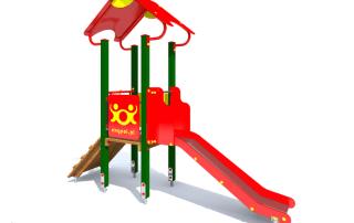 Place zabaw dla dzieci - Borówka