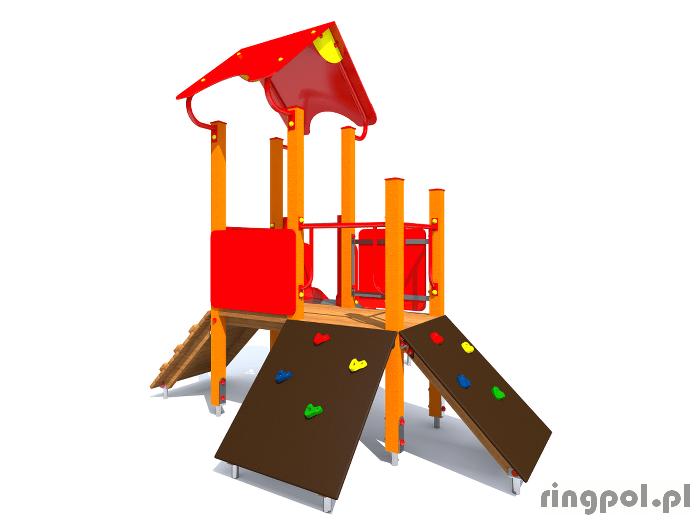 Plac zabaw dla dzieci Groszek