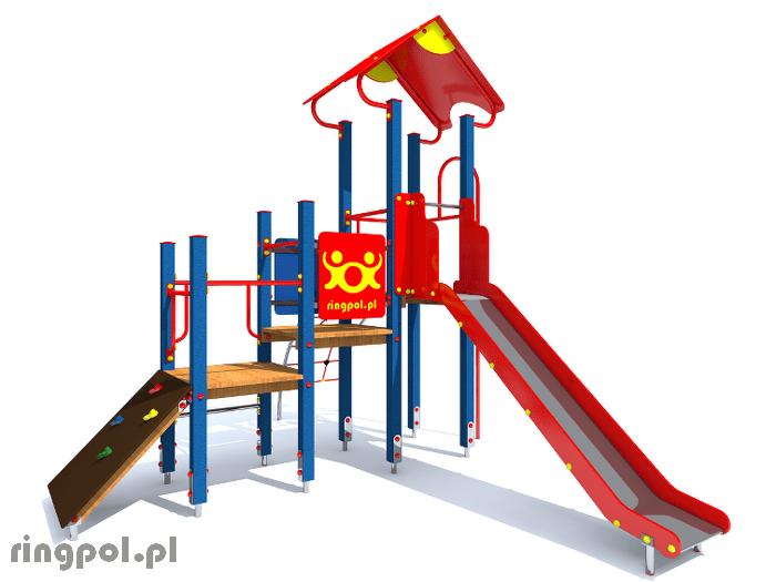 Plac zabaw dla dzieci Nagietek