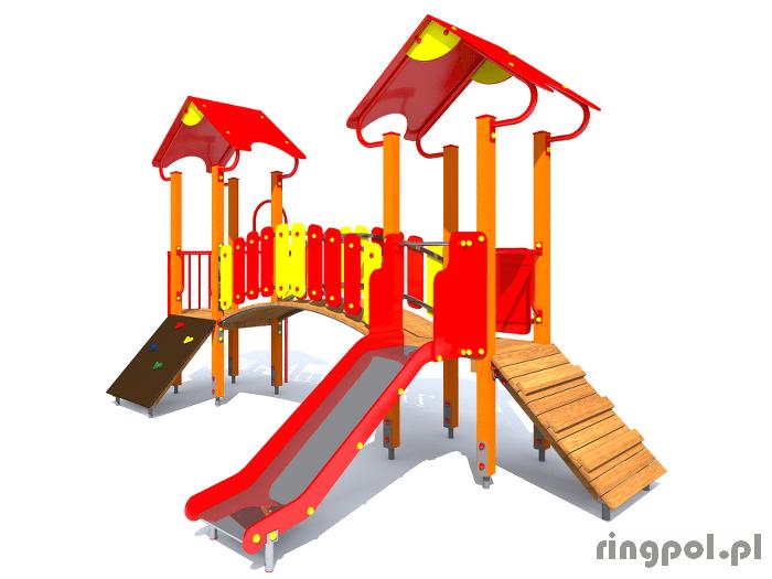 Plac zabaw dla dzieci Irys