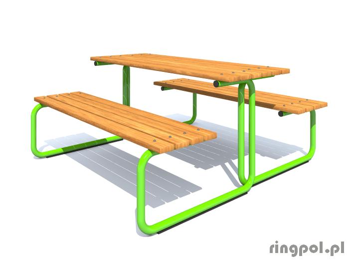 Ławko-stół