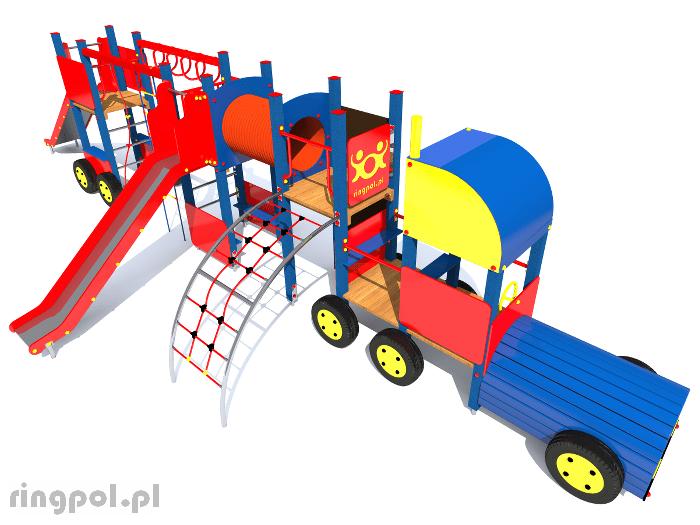 Plac zabaw dla dzieci - Tir