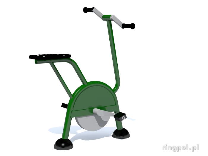 Siłownia plenerowa Rowerek z młynkiem ZPJ-11