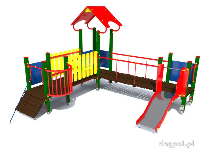 Plac zabaw Lukrecja