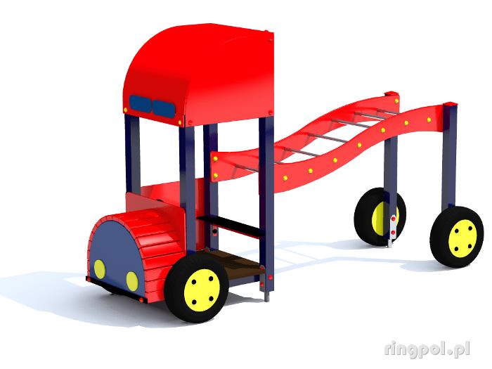 Plac zabaw Wóz strażacki