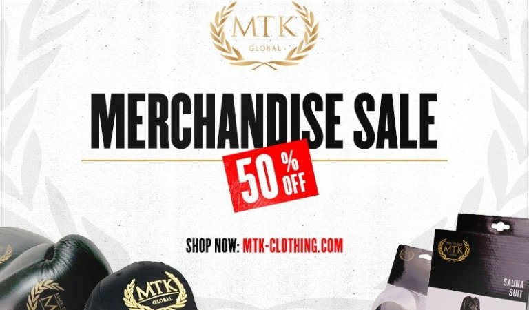 STAY FIT THROUGH THE CONVID 19 EPIDEMIC WITH MTK GLOBAL AT-HOME TRAINING KITS