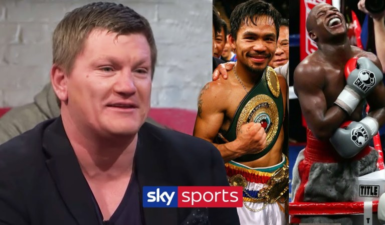 Ricky Hatton reflects on his fights with Floyd Mayweather & Manny Pacquiao | Must See Documentary