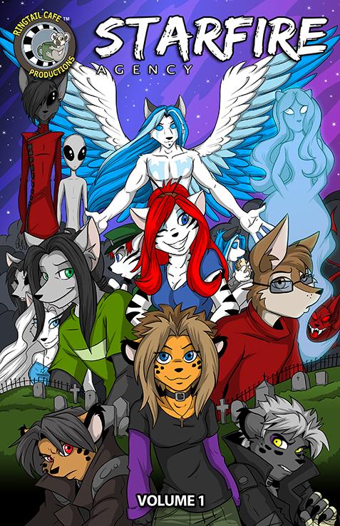 Starfire Agency Vol. 1 (#1-5)