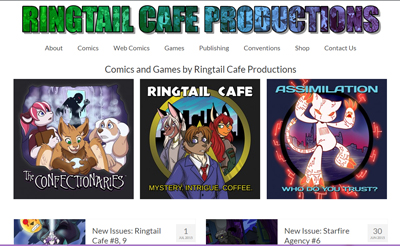 Ringtail Cafe Special Announcement