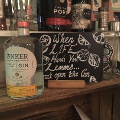 Craft Beer Pub Railway Conker Gin new Forest