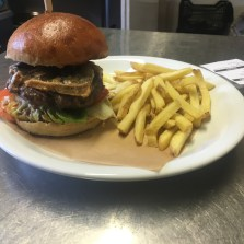 New Forest Burger Company and menu