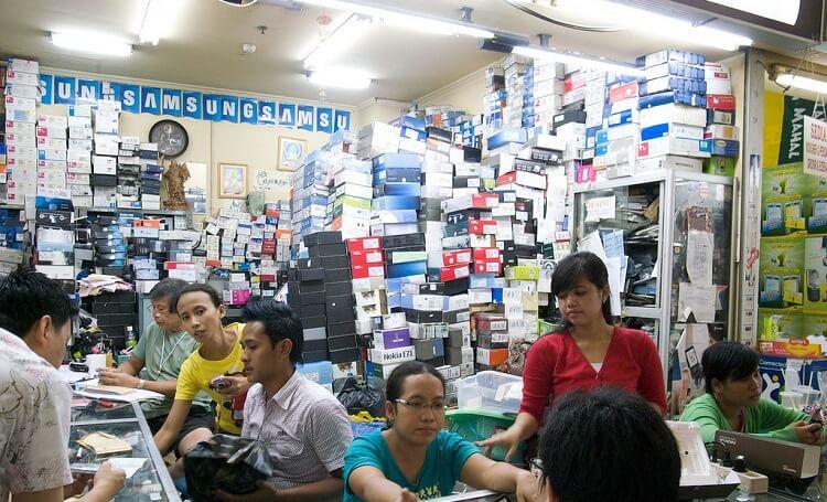 Tempat Jual Beli HP di Bandar Lampung