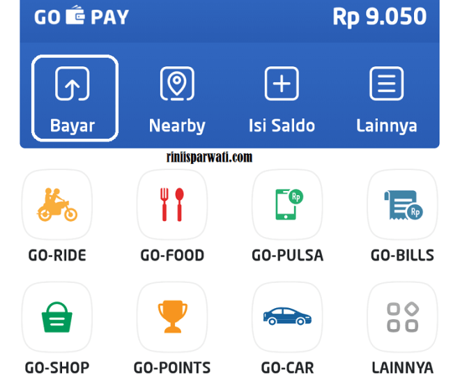 Keuntungan Dan Cara Belanja Di Alfamart Pakai GoPay