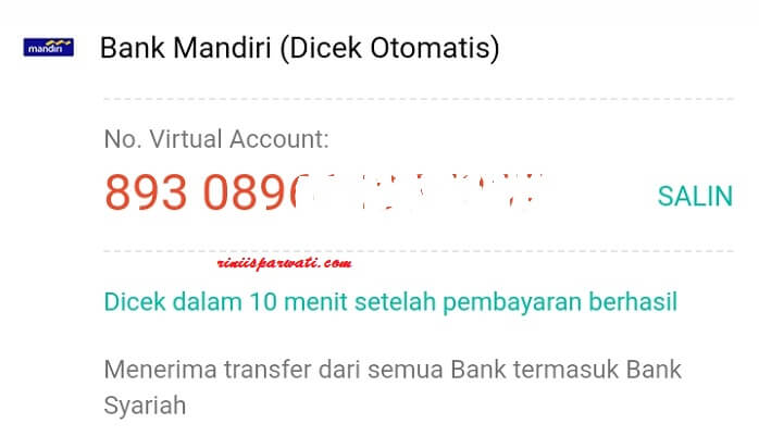 cara top up shopeepay lewat dana ovo gopay jenius