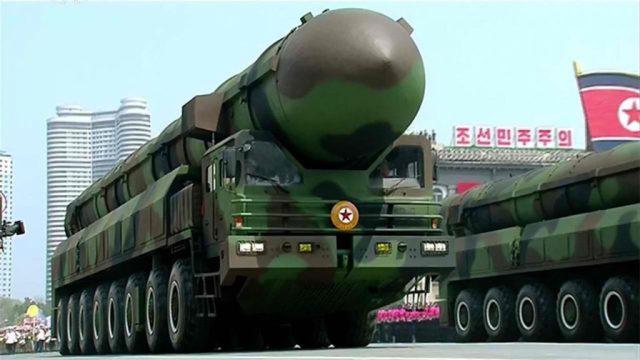 Possibility of NKorea striking USA is Propaganda.