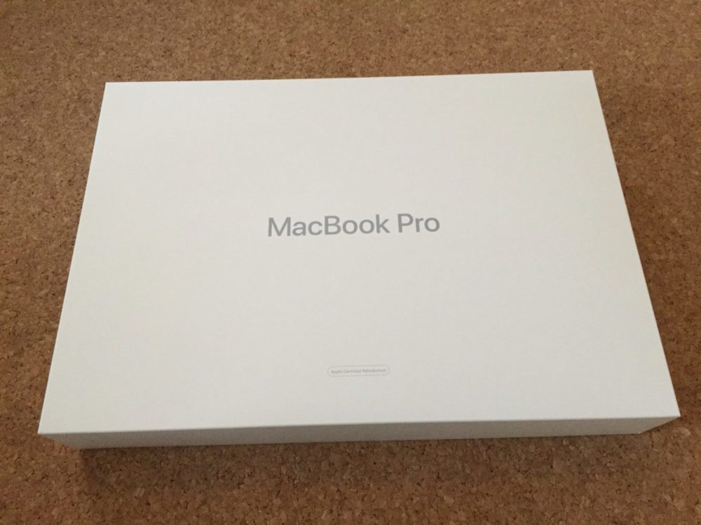 MacBook Pr箱