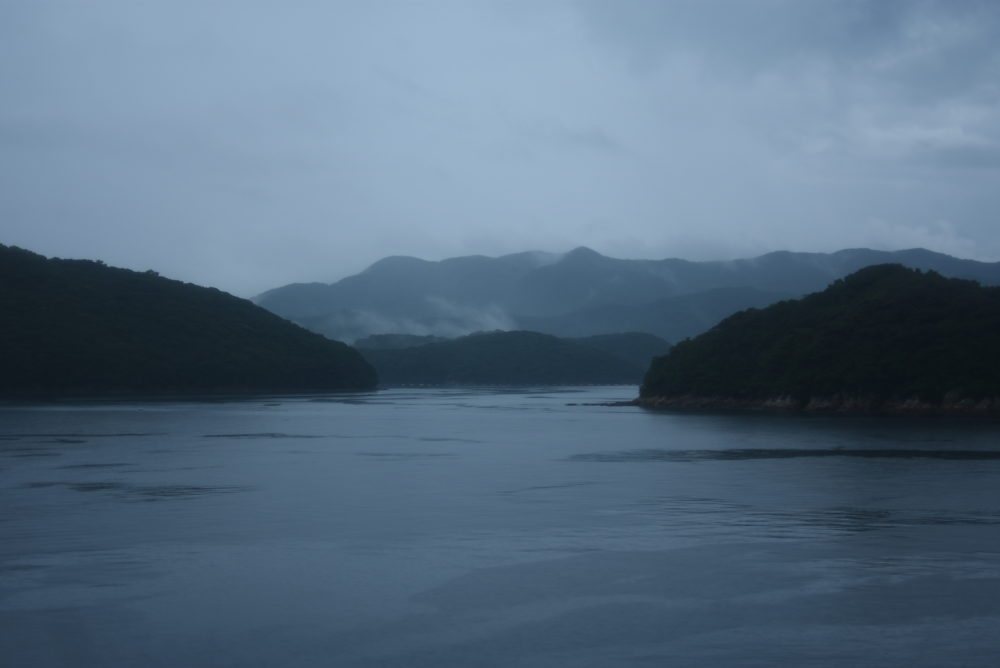 明け方の五島