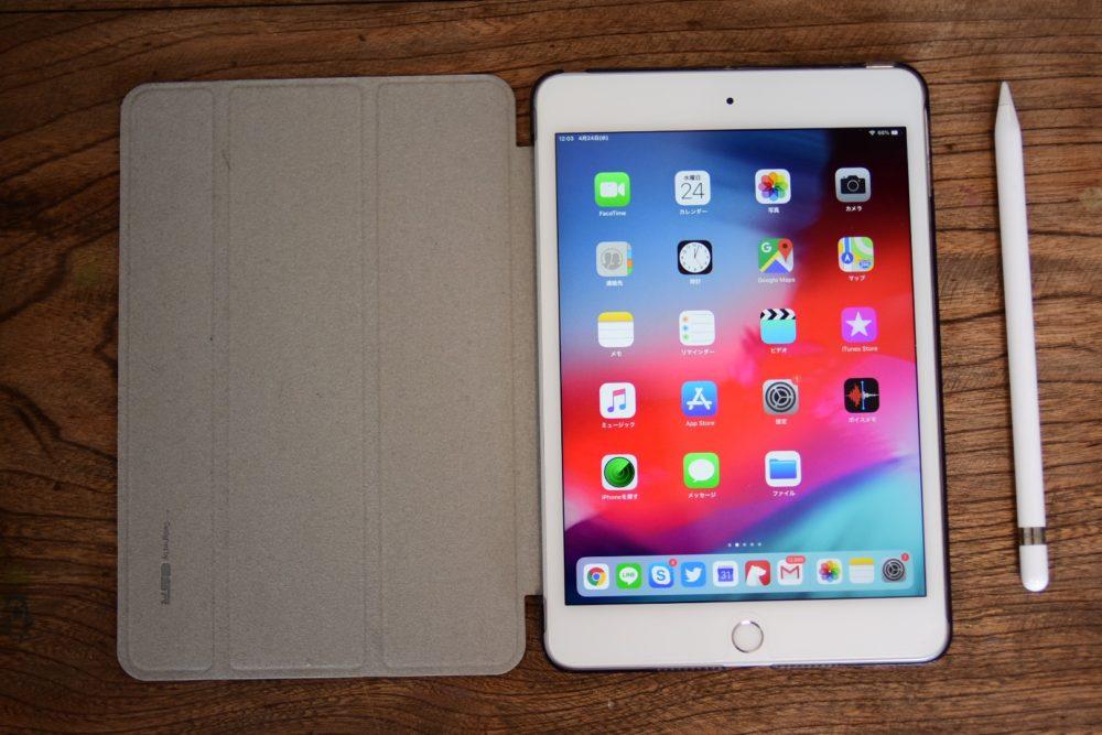 iPad mini真俯瞰