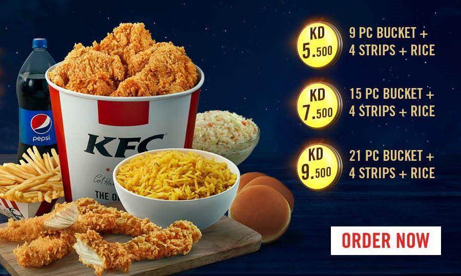 Kfc Delivery Kuwait