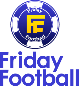 Friday Football様ロゴ