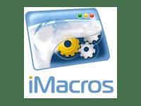 imacros マクロ 作業自動化