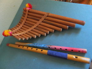 vintage-andean-native-pan-pipes-pan-flute-bamboo-wood-set-of-3-wooden-flutes_1604442