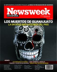 Muertos GTO newsweek