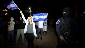 honduras proteste