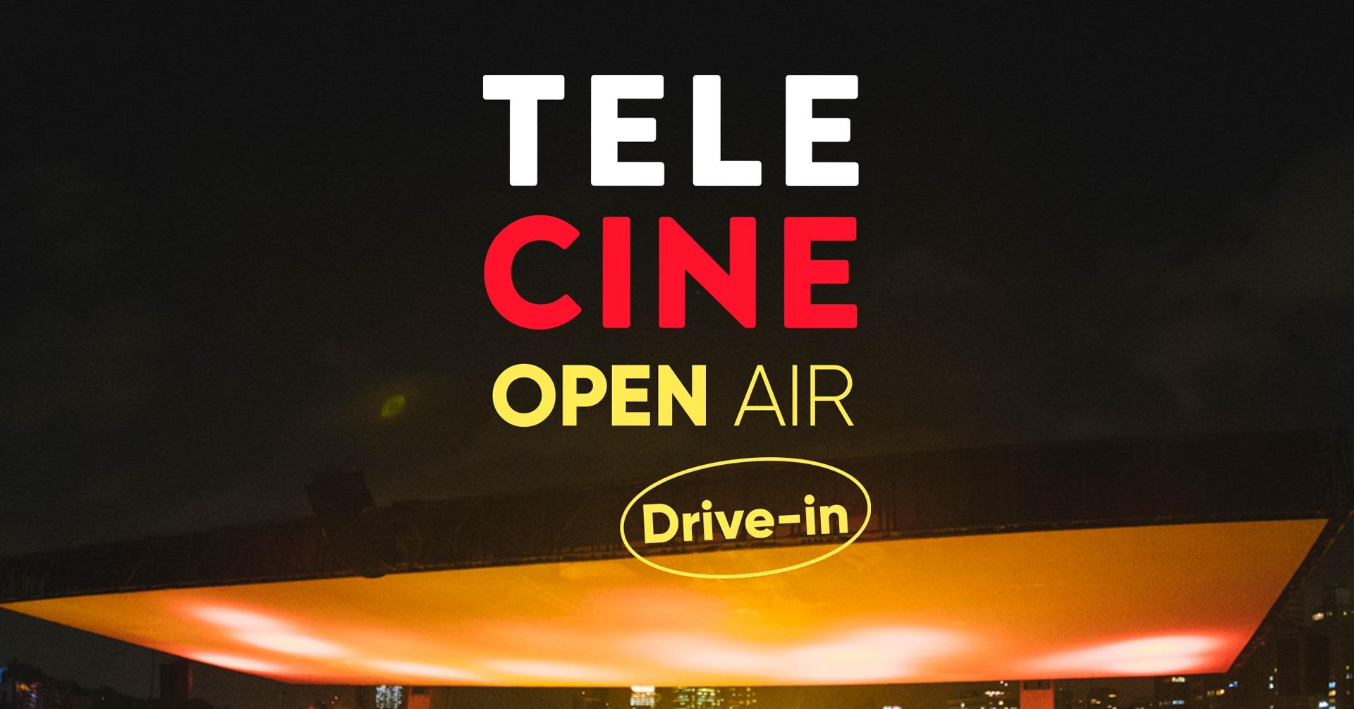 Telecine Open Air Marina da Glória
