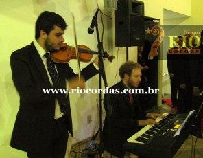 violino e teclado casamento nova iguaçu