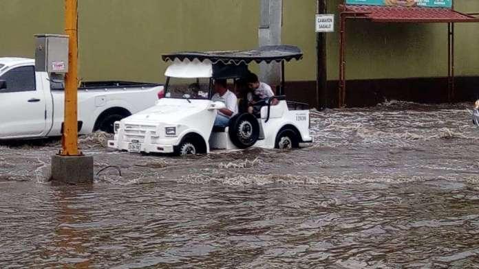 Mazatlan Flooding