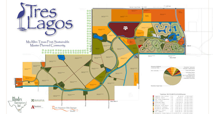 City of McAllen issues bonds for Tres LagosTexas AM project Rio