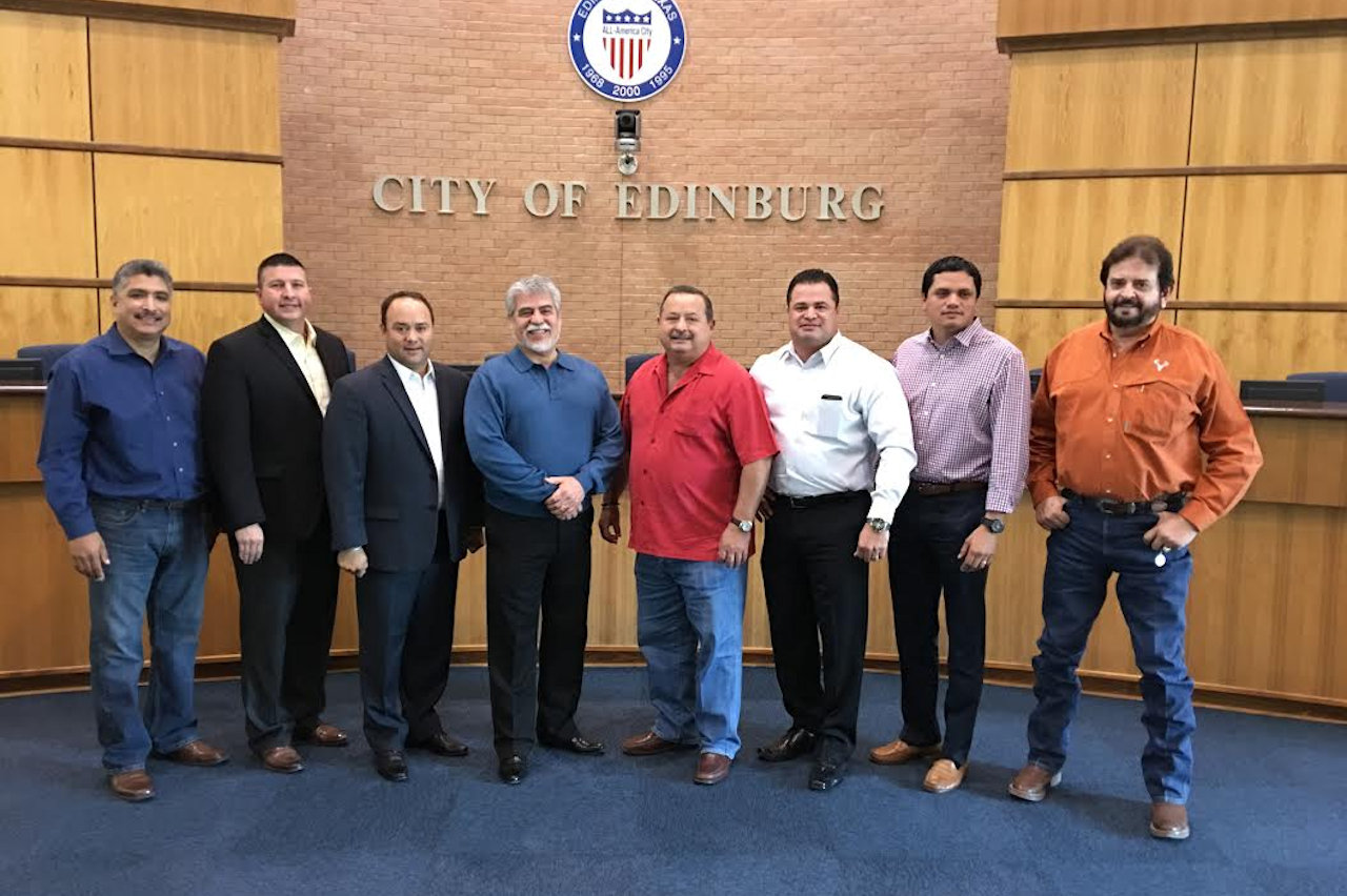 Palacios Hidalgo County To Hit One Million Population By 2020