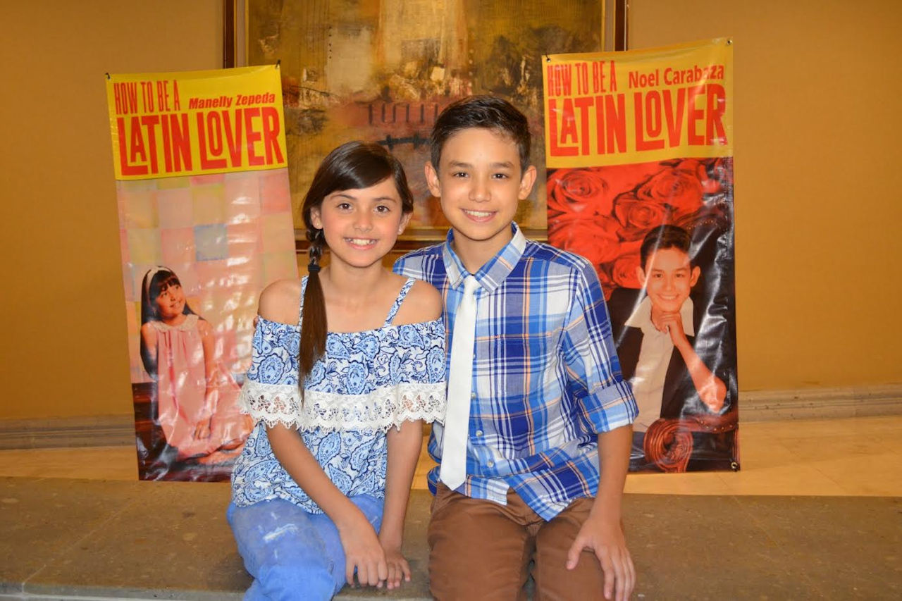 'how To Be A Latin Lover' Destaca Participaci�n De Ninos Actores