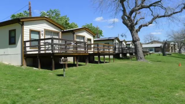Rio Guadalupe Resort's Best Cottages and Cabins Texas for