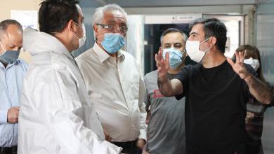 Photo of CONTINÚAN LAS TAREAS DE REFACCIÓN EN EL HOSPITAL ENRIQUE VERA BARROS